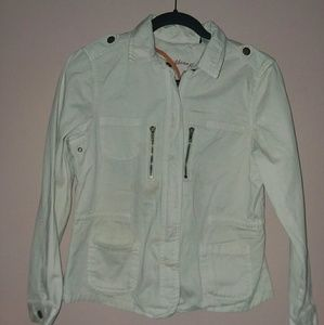 Carribean Joe women's Jacket Blazer petit  Medium.